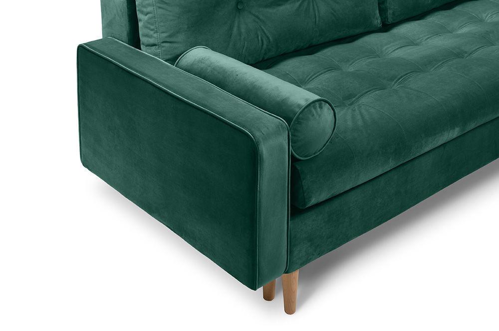 Диван Woodcraft Ситено Barhat Emerald - фото 7