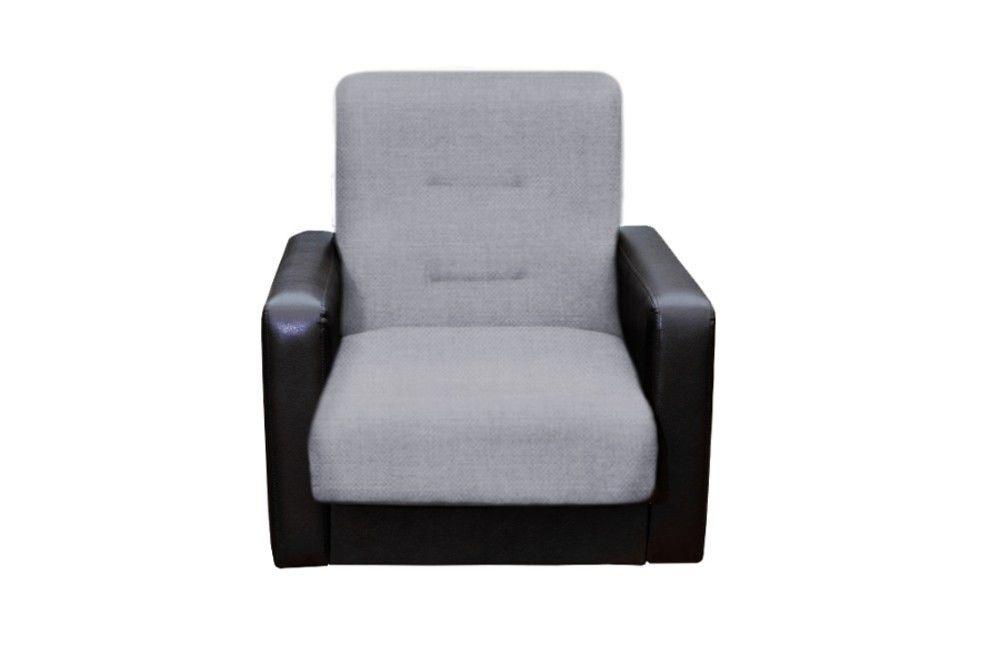 Кресло Квартет Лондон Комби (82x88x90) - фото 1