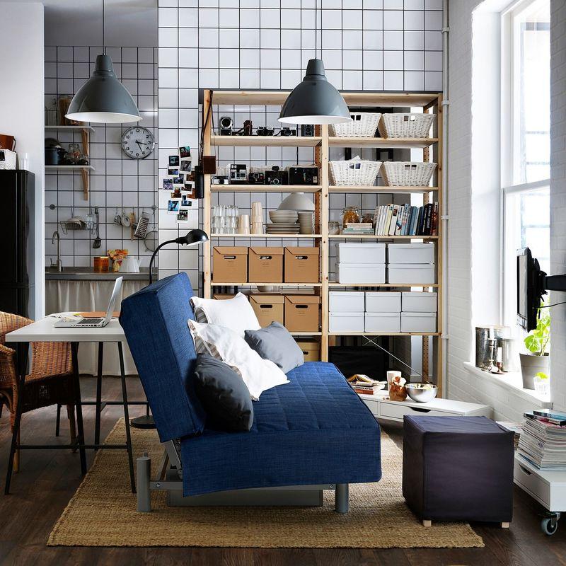 Диван IKEA Бединге [993.091.23] - фото 7