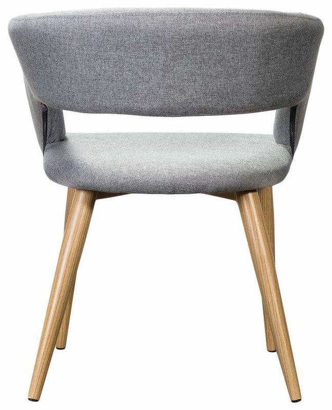 Кресло R-Home Walter Сканди Грей RST_4101173H, серый - фото 4