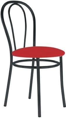 Кухонный стул Nowy Styl Tulipan Black (V-27) - фото 1