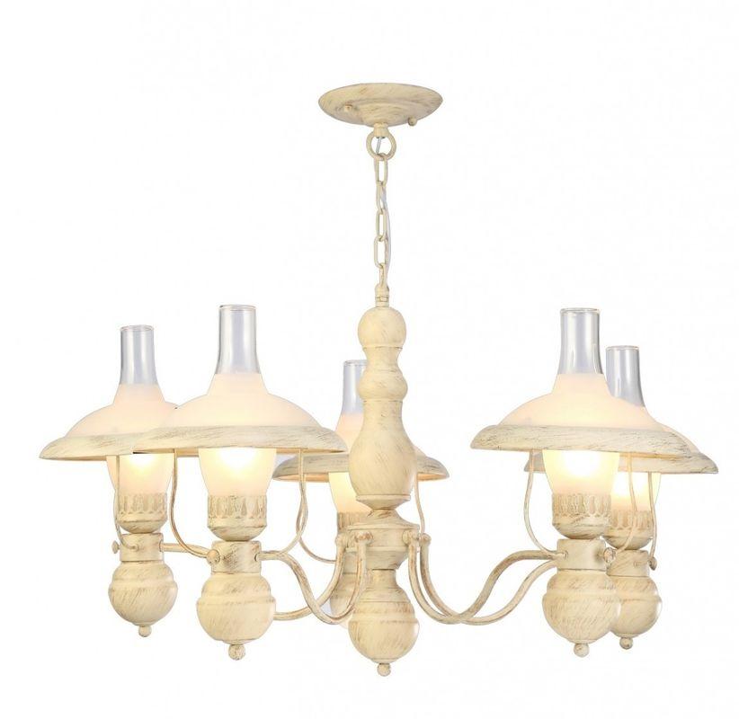 Светильник Arte Lamp Capanna A4533LM-5WG - фото 1