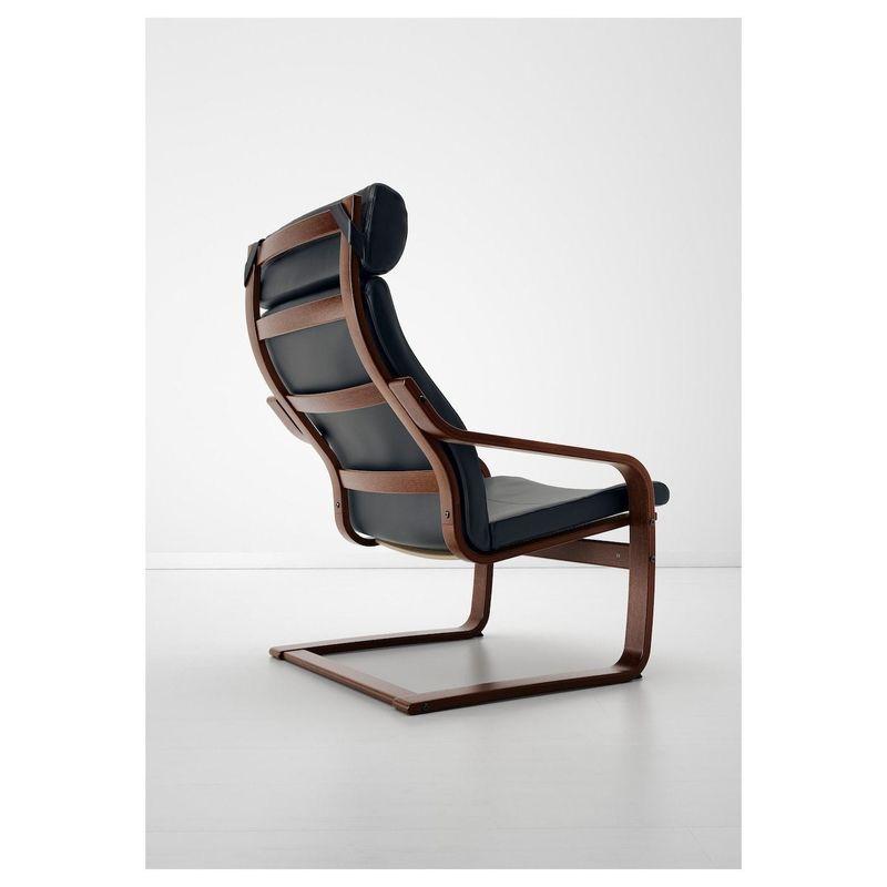 Кресло IKEA Поэнг 792.515.90 - фото 3