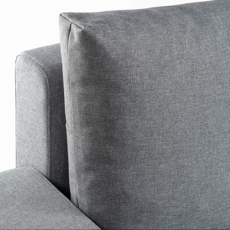 Диван IKEA Гиммарп светло-серый [304.489.04] - фото 7