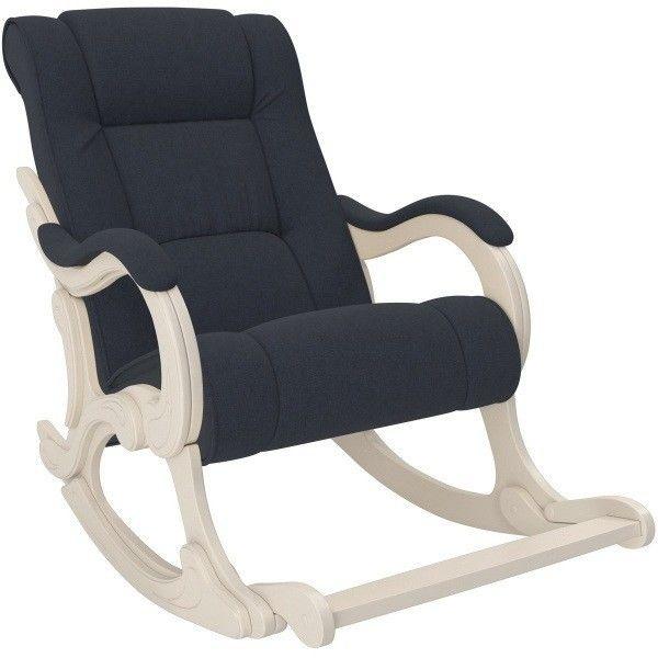 Кресло Impex Модель 77 Лидер Montana 600 сливочный - фото 1