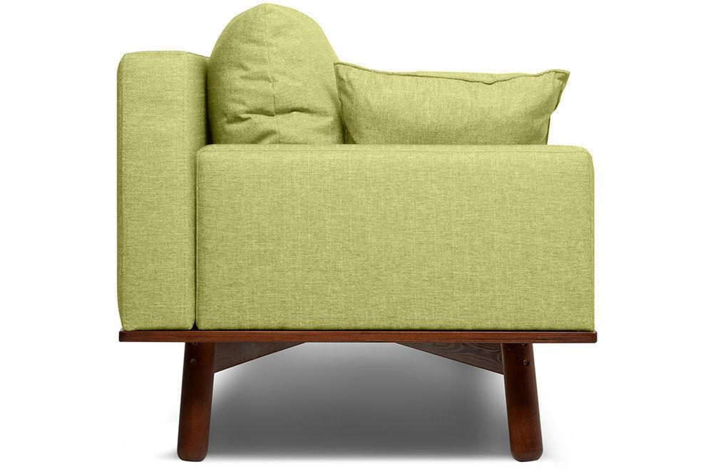 Диван Woodcraft Миннесота Textile Lime - фото 4