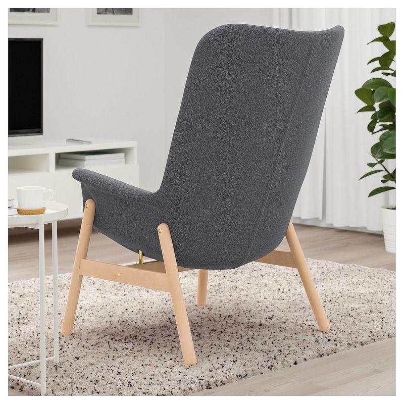 Кресло IKEA Ведбу 304.241.30 - фото 7