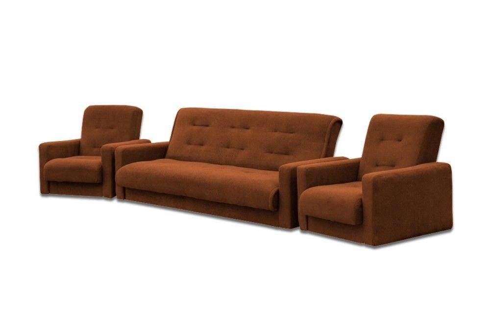 Набор мягкой мебели Квартет Комплект Астра - фото 2