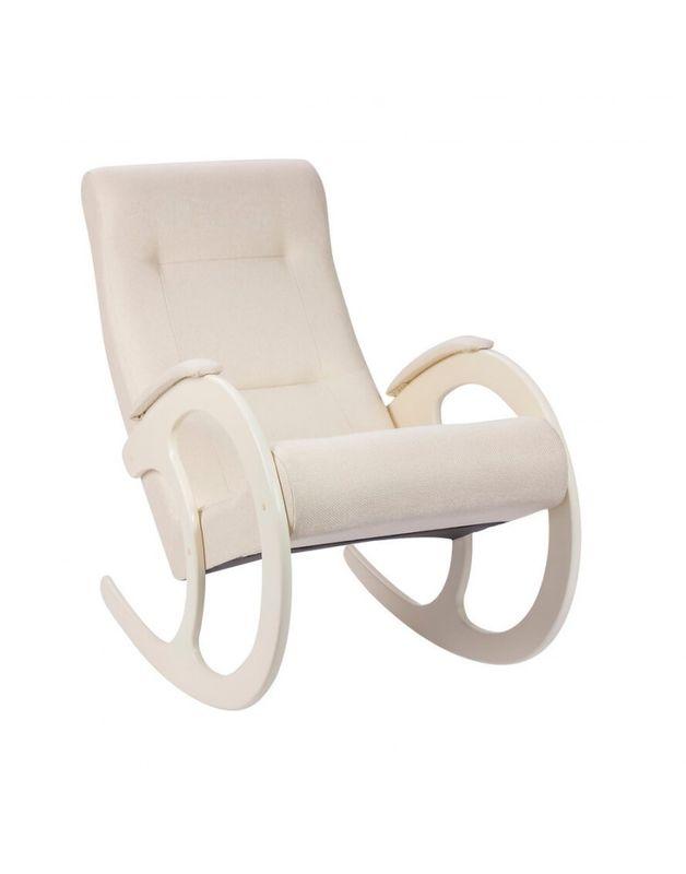 Кресло Impex Модель 3 сливочный (Мальта 15) - фото 2