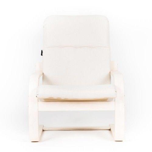 Кресло Greentree Сайма береза/ткань Гардения - фото 2