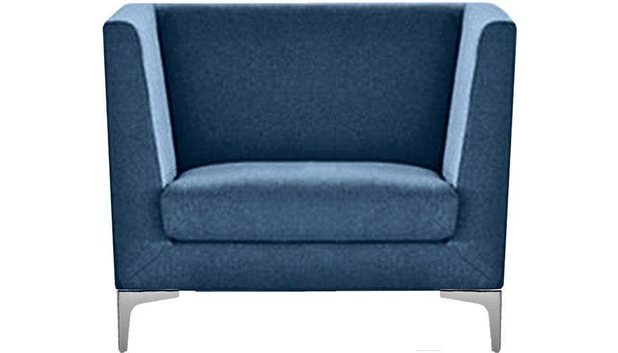 Кресло Brioli Виг Classic Plain 718 - фото 1