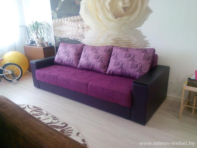 Диван Одеон-мебель Эквадор 34 - фото 1