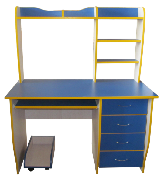 Письменный стол Поставымебель Ручеек-1 - фото 1