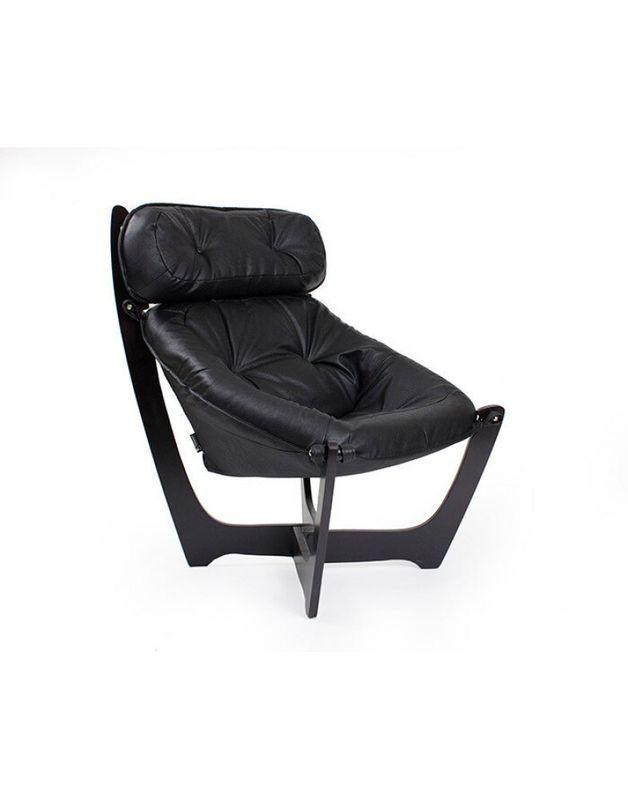Кресло Impex Модель 11 экокожа (oregon 120) - фото 4