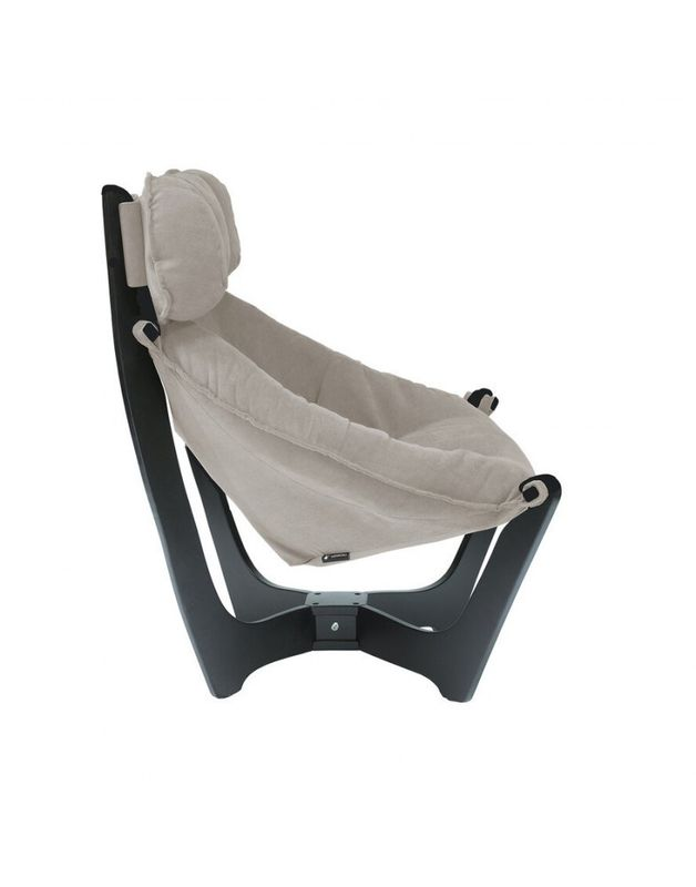 Кресло Impex Модель 11 verona (light grey) - фото 6