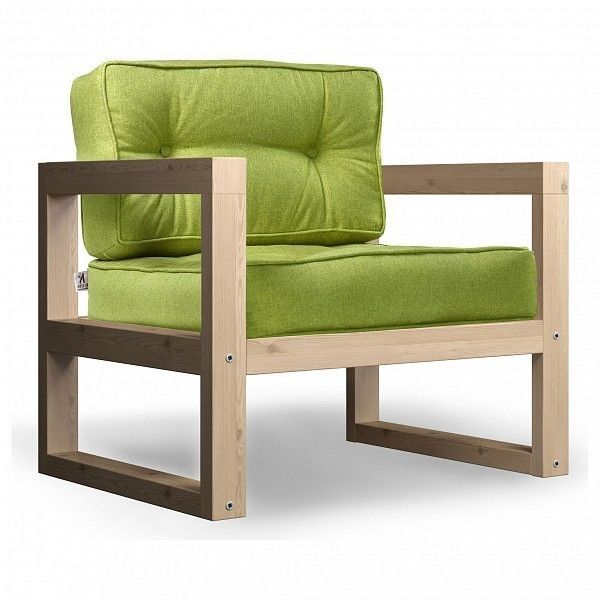 Кресло Anderson Астер AND_122set221, зеленый - фото 1