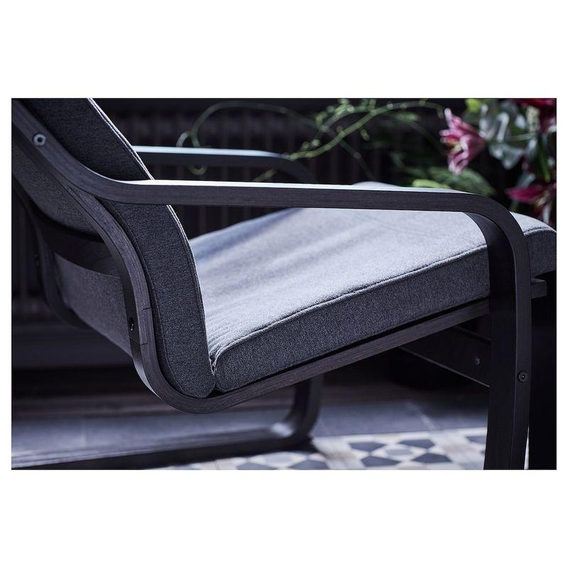 Кресло IKEA Поэнг 292.514.94 - фото 5