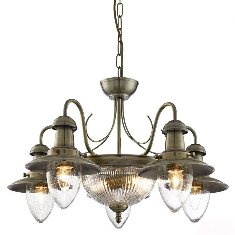 Светильник Arte Lamp Fisherman A5518LM-2-5AB - фото 1