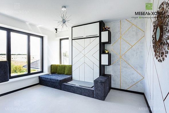 Мебель-трансформер Мебель Холл Делви - фото 2