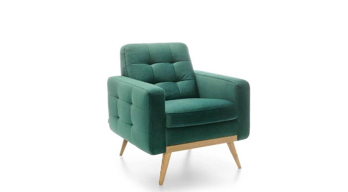 Кресло Gala Collezione Nova в ткани - фото 1