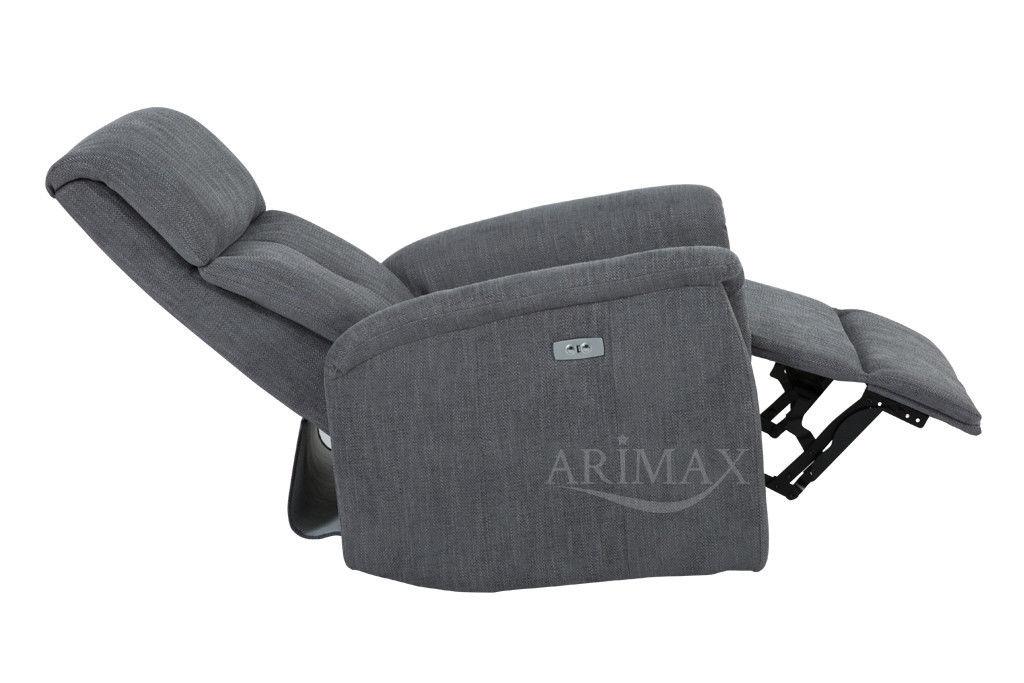 Кресло Arimax Dr Max DM02004 (Серый) - фото 6