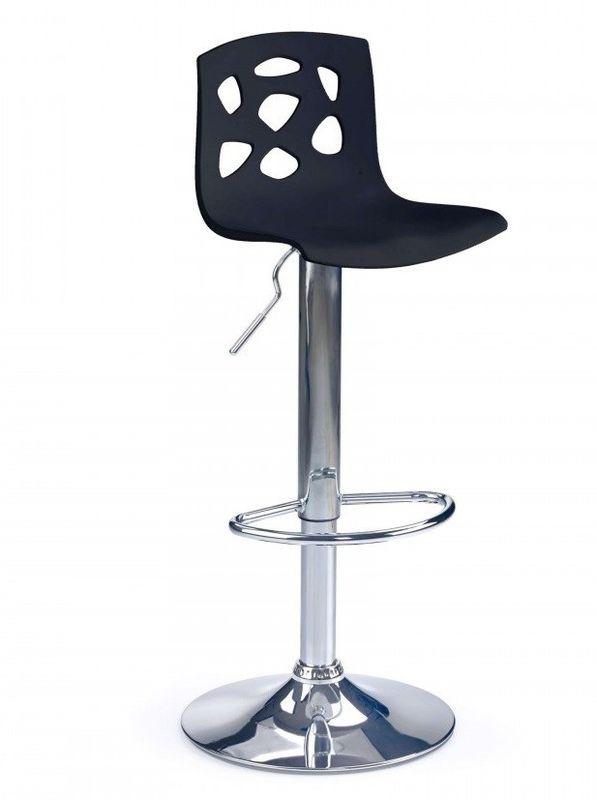 Барный стул Halmar H-48 (черный) - фото 1
