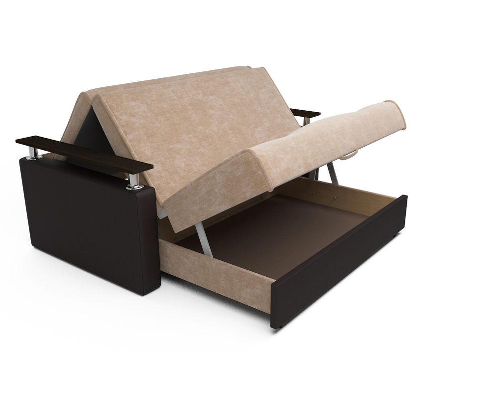 Диван Мебель-АРС Шарм — Кордрой (120х195) - фото 5