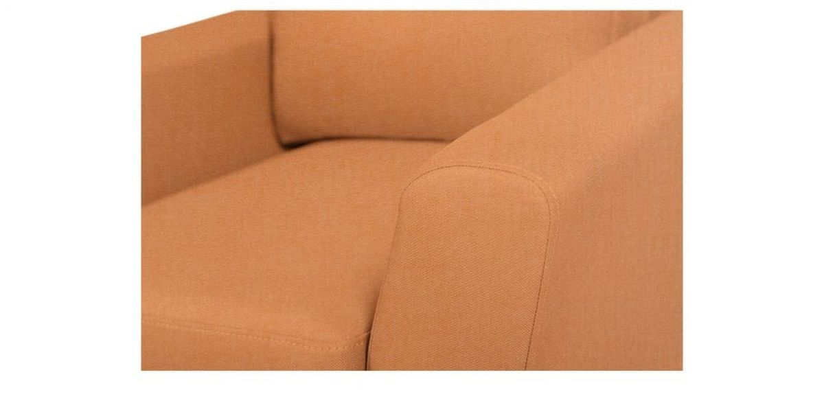 Кресло WOWIN Хоум (Бледно-лососевый велюр) - фото 3