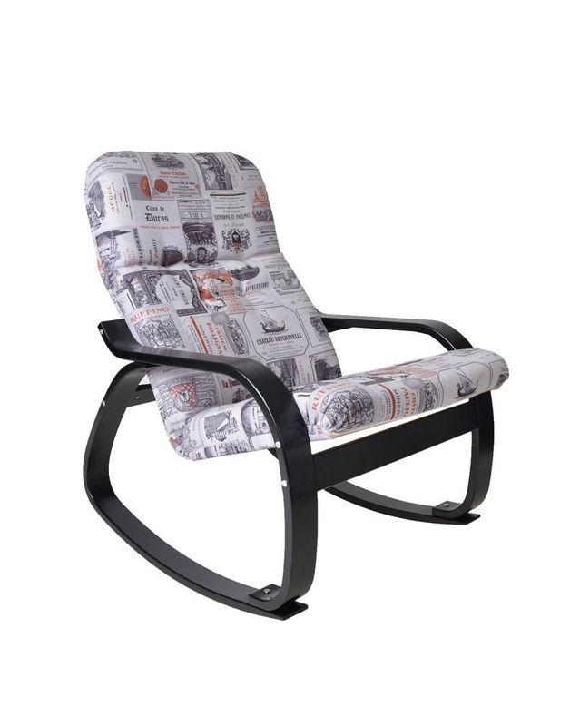 Кресло Impex Сайма венге (Vinum03) - фото 1