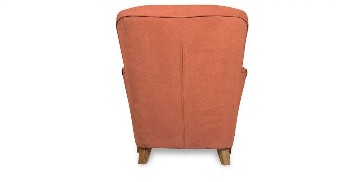 Кресло WOWIN Нуар (Терракотовый велюр) - фото 5