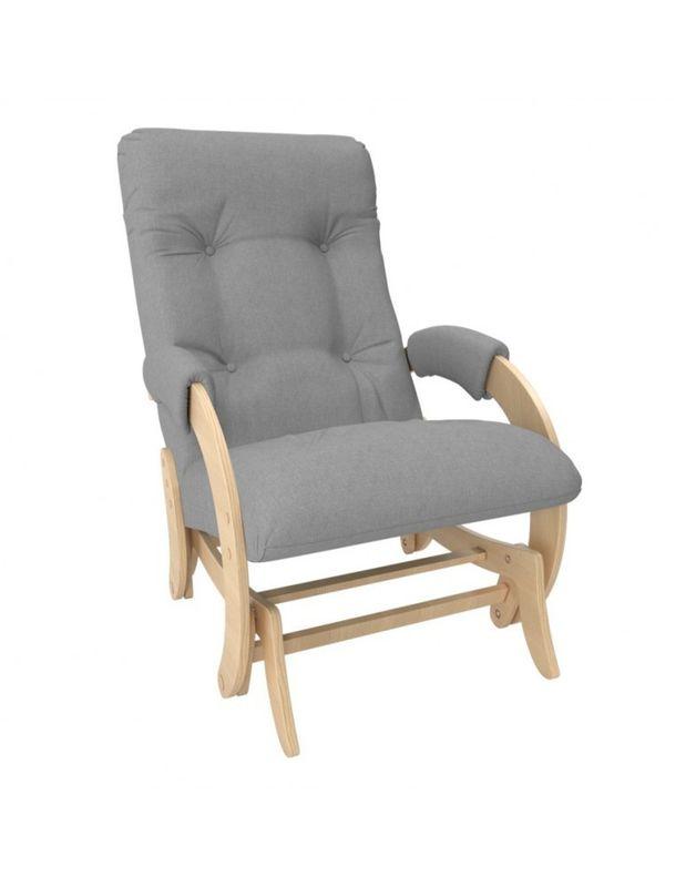 Кресло Impex Кресло-гляйдер Модель 68 Montana натуральный (Montana 804) - фото 1