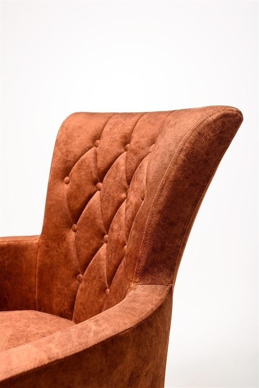 Кресло ФорестДекоГрупп Хорт (оранжевый) HORT-OR - фото 2