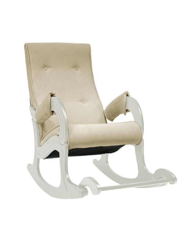 Кресло Impex Модель 707 Verona сливочный (Vanilla) - фото 3