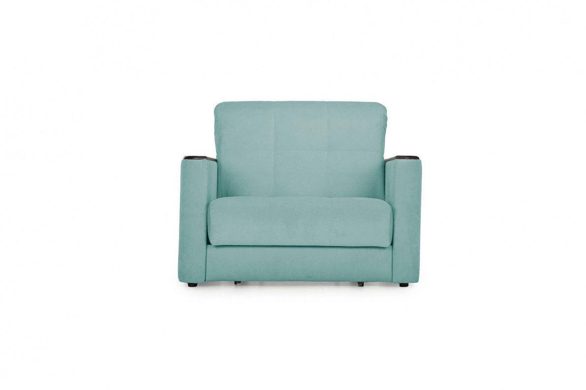 Кресло Stolline Мартин светло-зеленое - фото 3