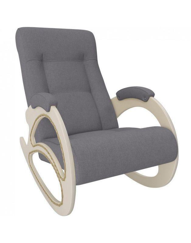 Кресло Impex Модель 4 Montana сливочный (Montana 100) - фото 5