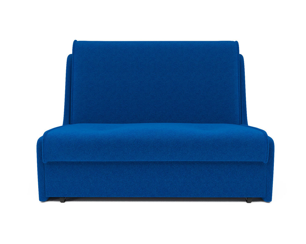 Диван Мебель-АРС Аккордеон №2 синий (140х195) - фото 2