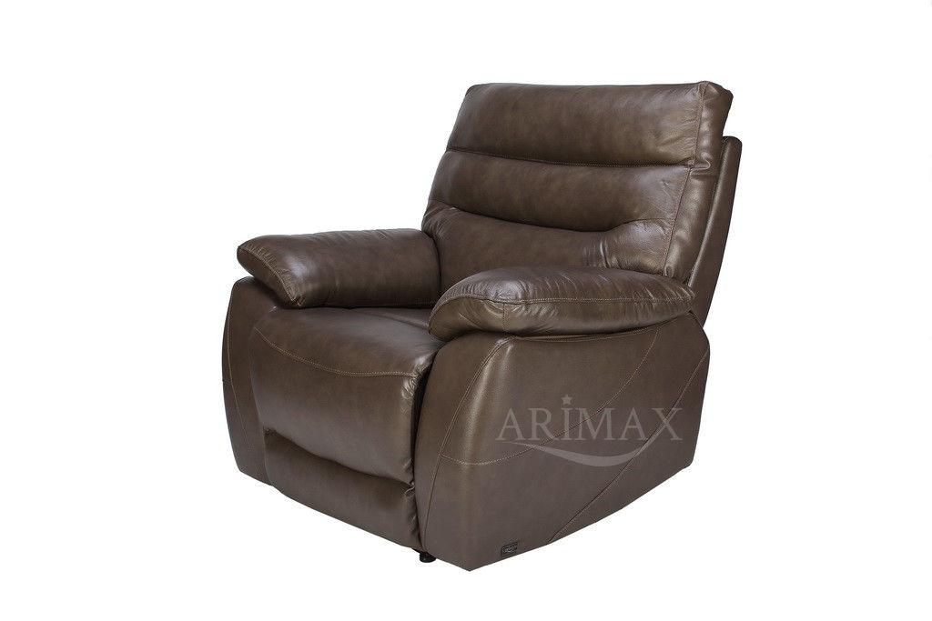 Кресло Arimax Гриффин (Серая умбра) - фото 4