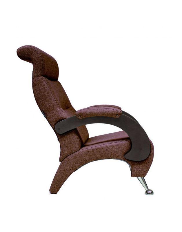 Кресло Impex Модель 9-Д орех (Мальта 15) - фото 6