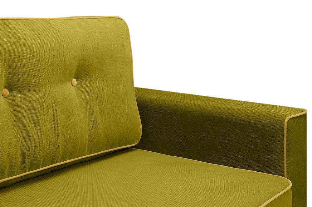 Диван Woodcraft Менли Velvet Lime - фото 9