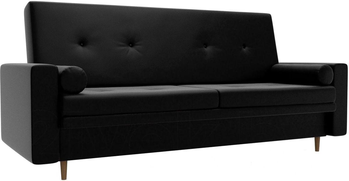 Диван Mebelico Белфаст 100601 экокожа черный - фото 3