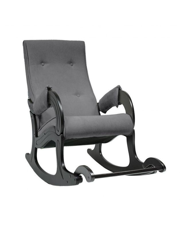 Кресло Impex Модель 707 Verona (Antrazite grey) - фото 1