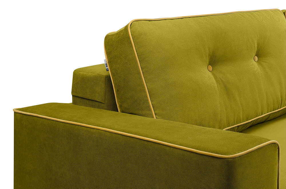 Диван Woodcraft Менли Velvet Lime - фото 8