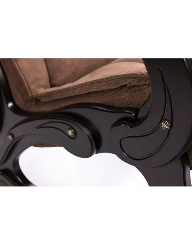 Кресло Impex Модель 77 Verona venge (light grey) - фото 7