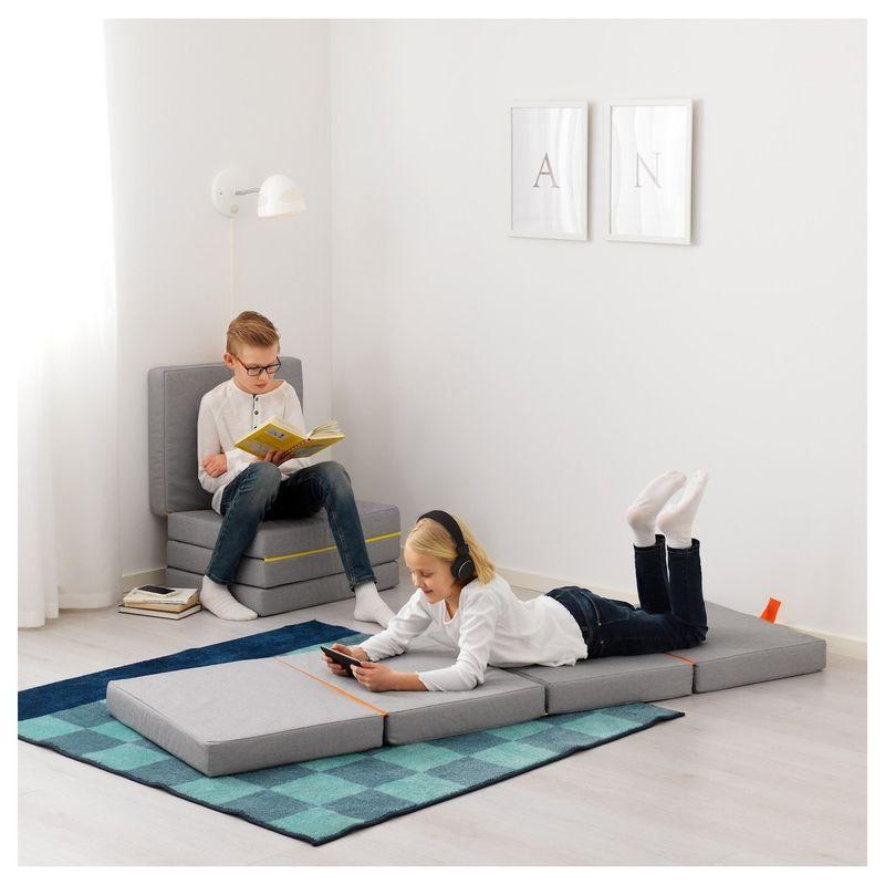 Пуфик IKEA Слэкт 203.629.67 - фото 2