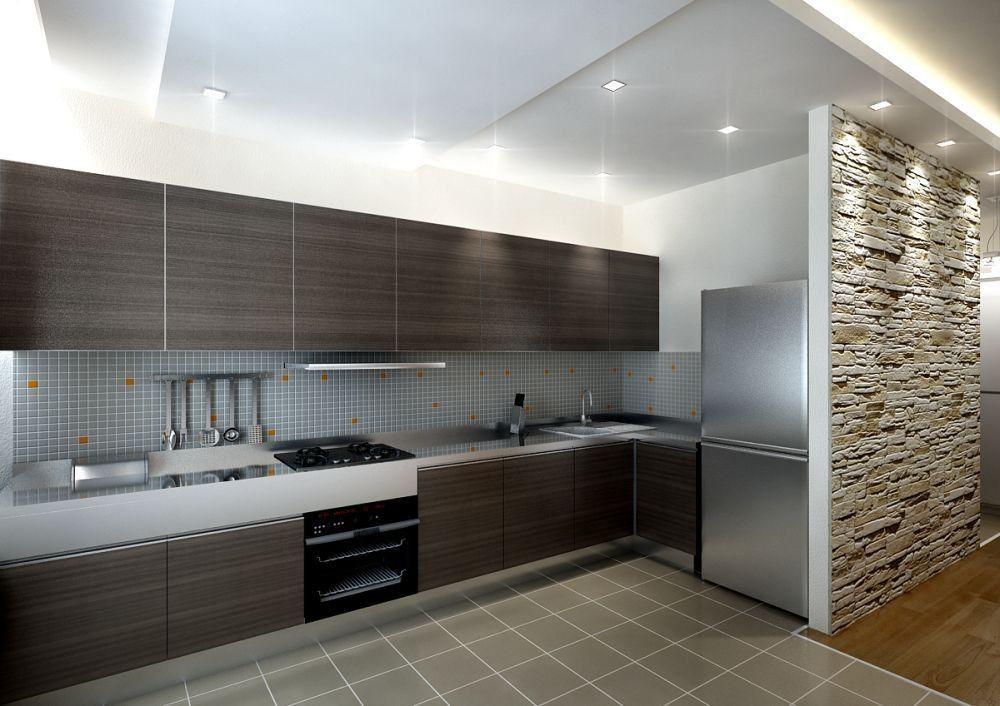 Кухня ИП Маковецкий Ю.В. Пример 44 - фото 1