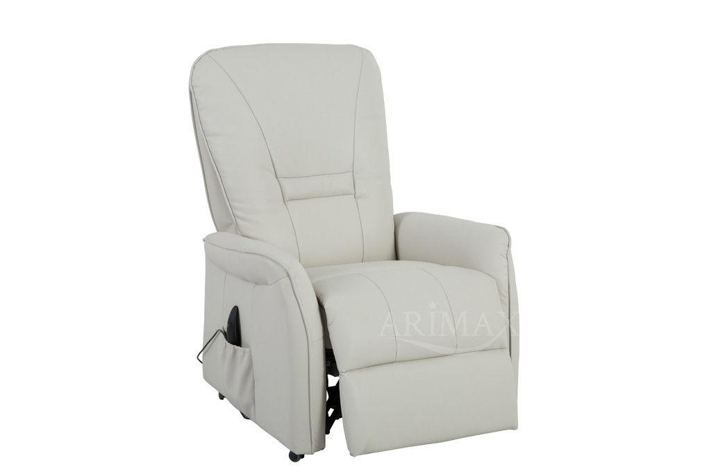 Кресло Arimax Dr Max DM02007 (Слоновая кость) - фото 2