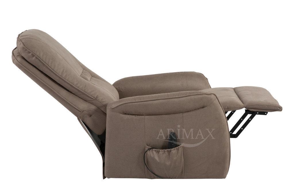Кресло Arimax Dr Max DM02007 (Серо-коричневый) - фото 5