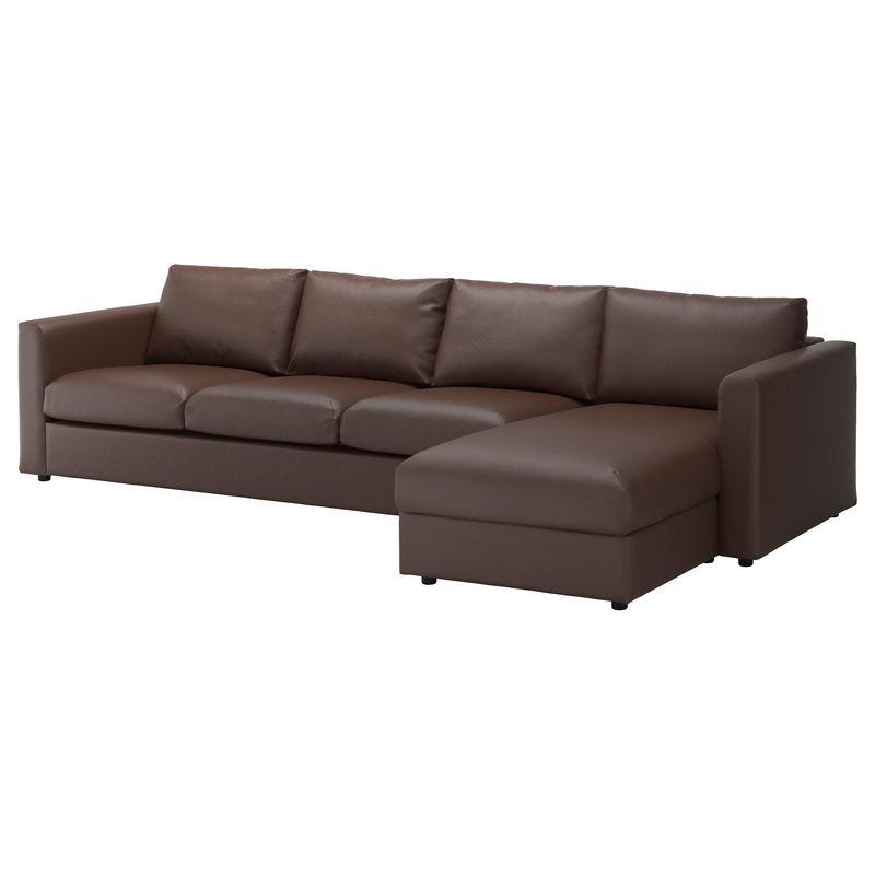 Диван IKEA Вимле 4-местный [592.070.51] - фото 1