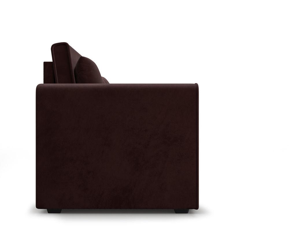 Диван Мебель-АРС Санта (велюр шоколадный / НВ-178/16) - фото 3