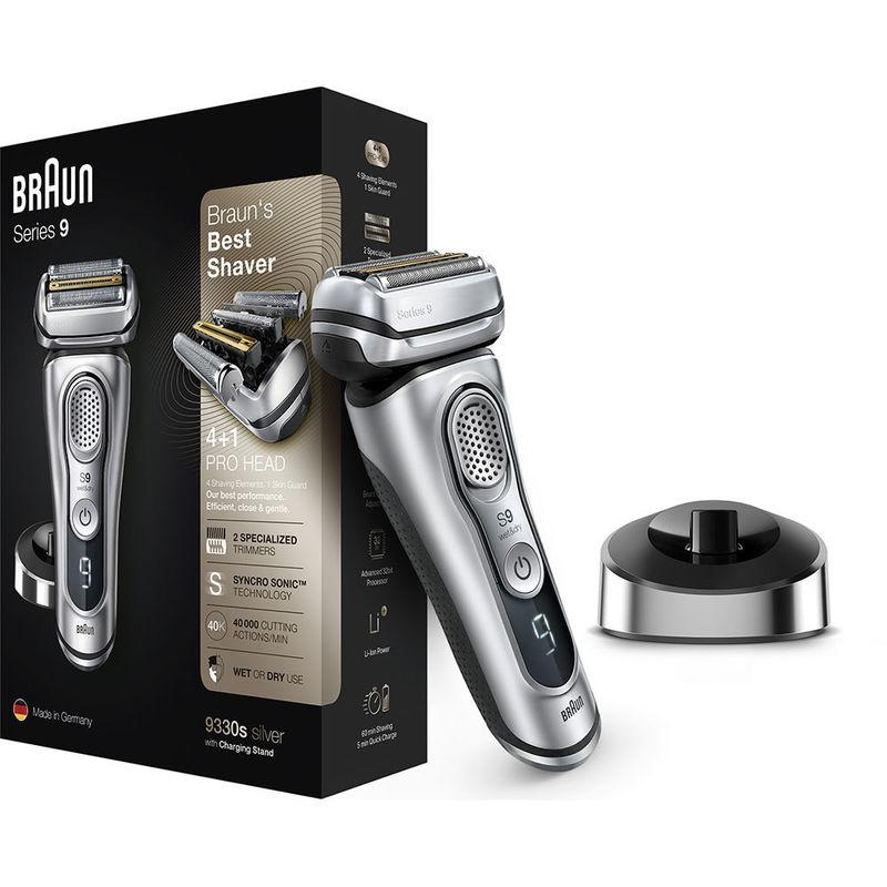 Электробритва Braun Series 9 9330s - фото 3